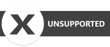 Unsupported Desktops and Laptops